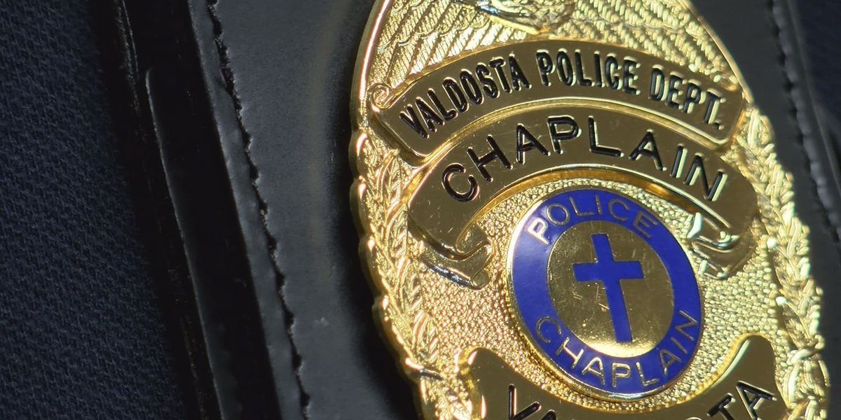 Chaplains recognized for helping officers after ambush shooting