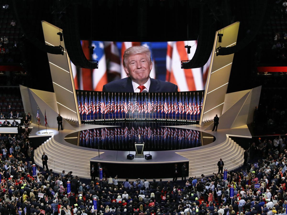 GOP restricts convention attendance over coronavirus fears