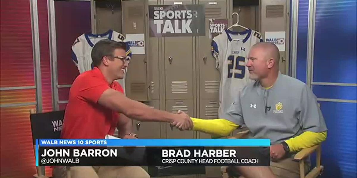 Sports Talk with John Barron - Crisp County football