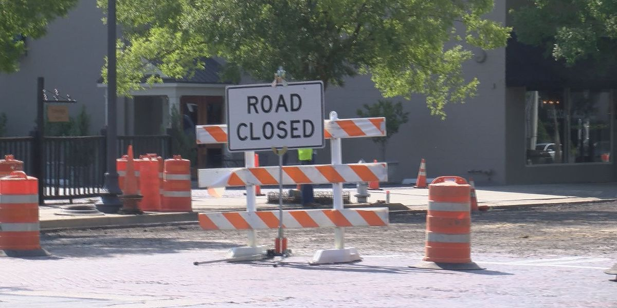 TRAFFIC ALERT: Road closed in Thomasville for holiday weekend