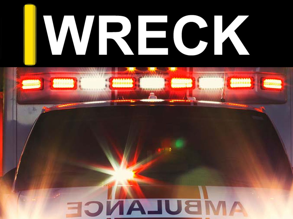 1 airlifted after wreck in Worth Co.