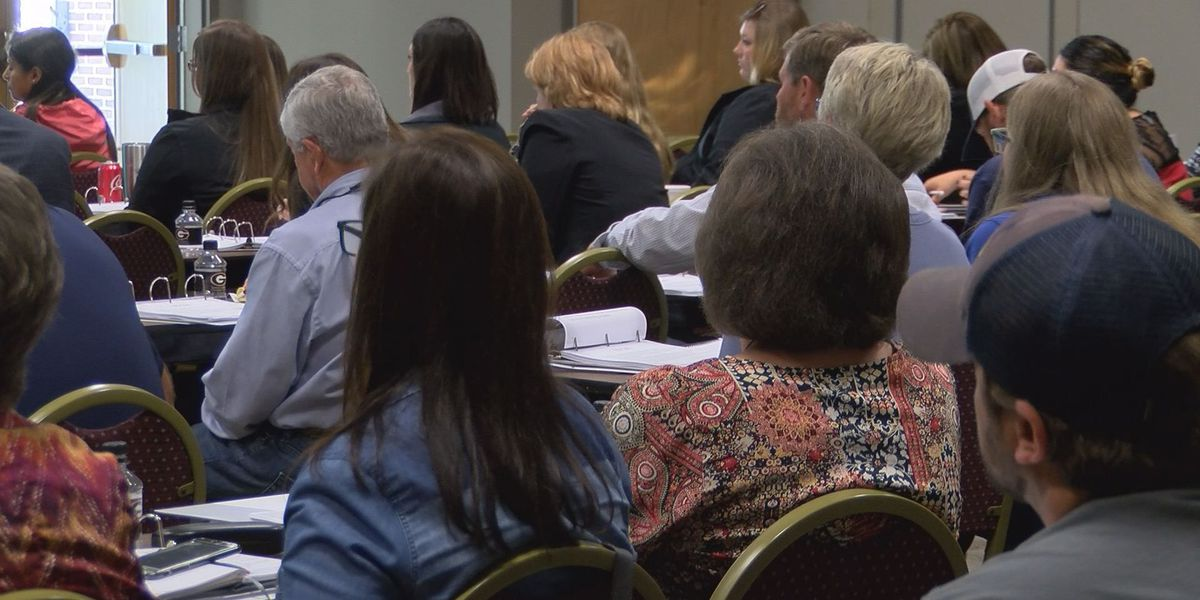 Agriculture labor relations forum assists farmers' about safe practices