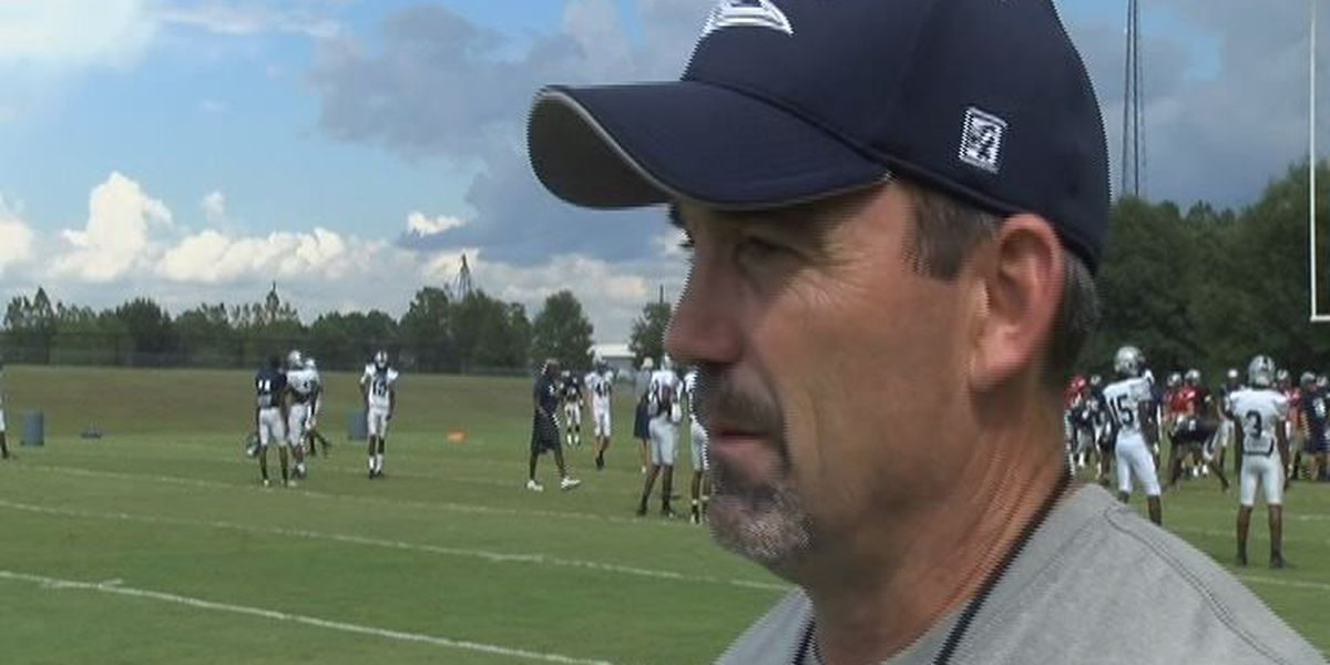 Tift Co. High School's football coach headed to Rome