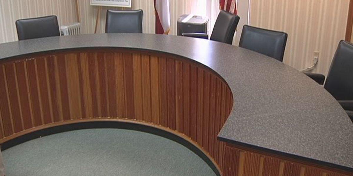 Terrell County expects to borrow money