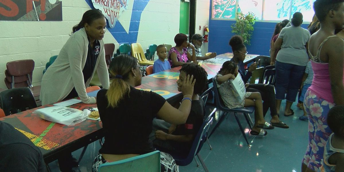 Albany businesses lend a helping hand to Northside Elementary School students