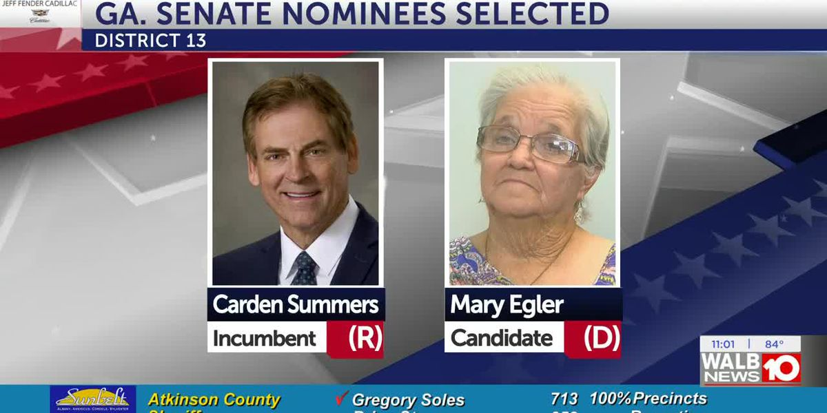 State Senate District 13 nominees selected