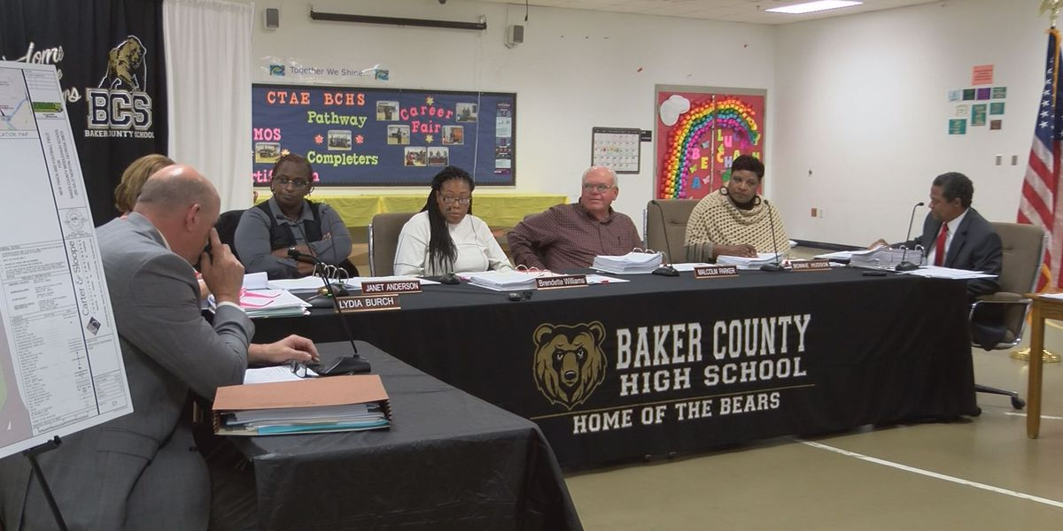 Residents voice concerns at Baker Co. school board meeting