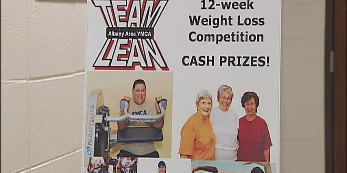Albany Area YMCA kicks off 'Team Lean' competition