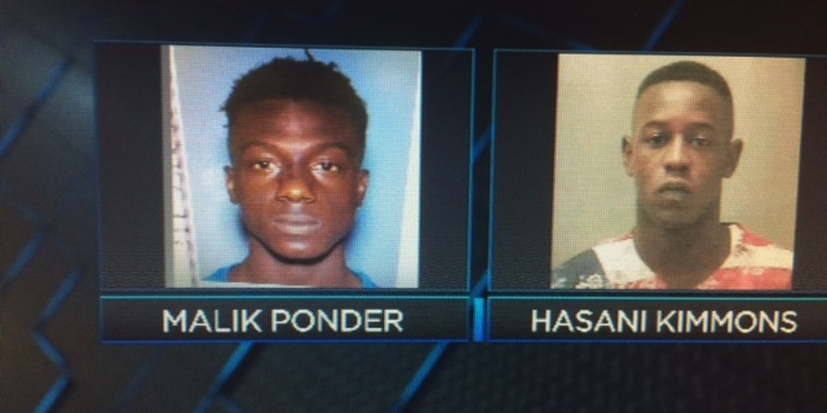 Police search for two men from home invasion