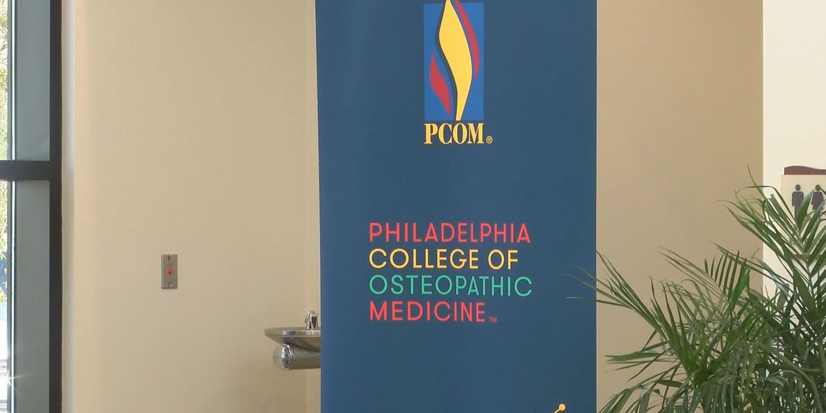 PCOM president encourages regional support to ensure college's success