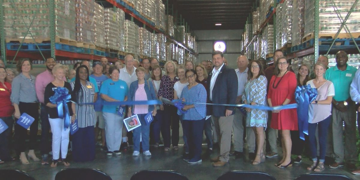 Second Harvest has grand opening in Tift County