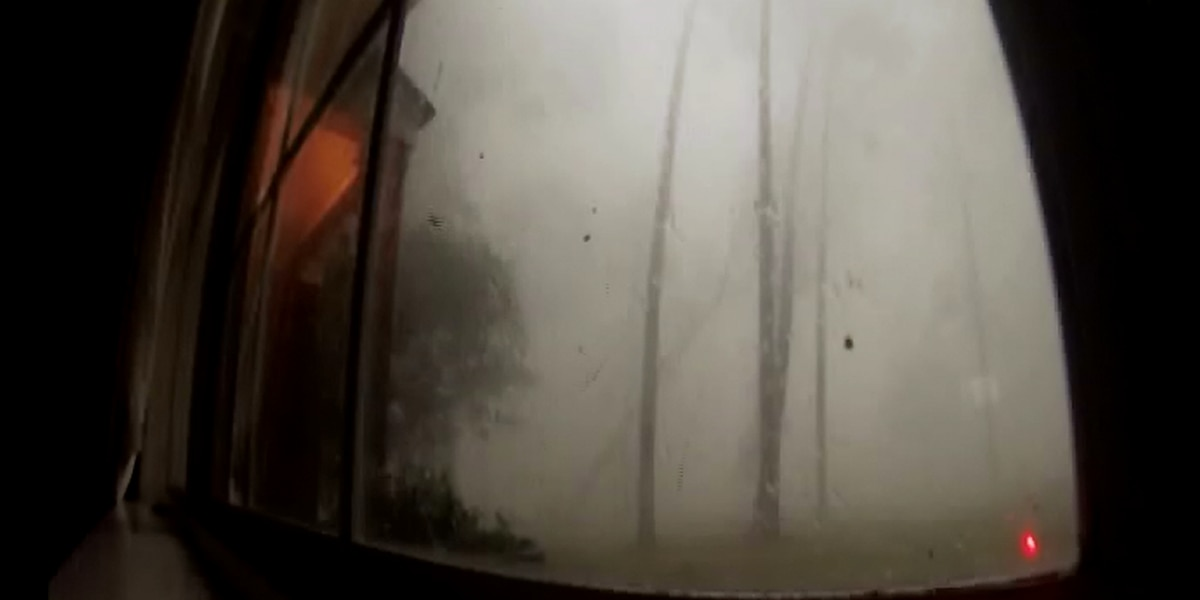 VIDEO: Albany man captures deadly tornado on camera