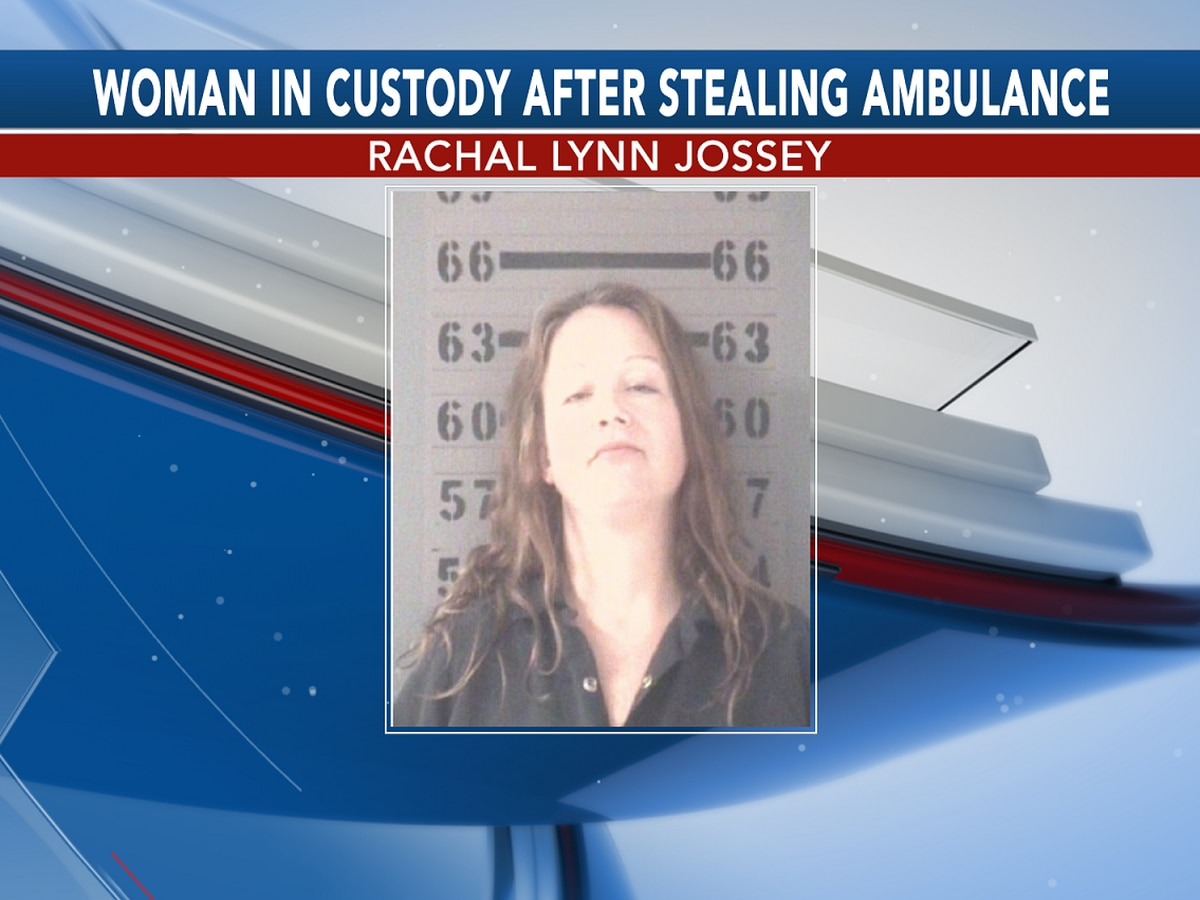 APD: Woman in custody after stealing Dougherty Co. ambulance