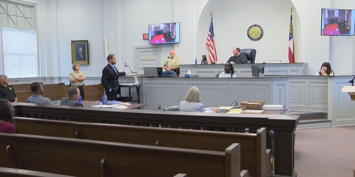 Jurors hear testimonies in day three of lottery murder trial