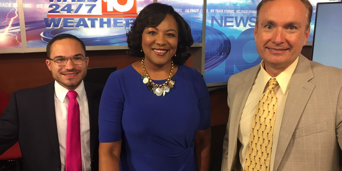 When the weather was at its worst, WALB's First Alert Weather Team was at its best