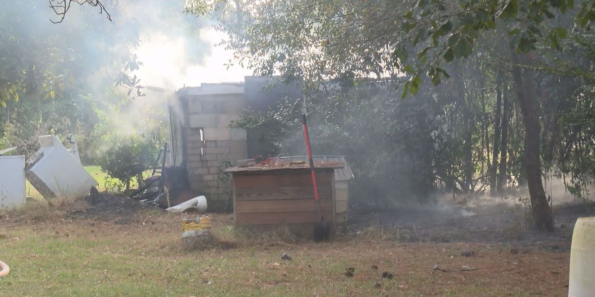 Officials issue burn warning during Fire Prevention Month