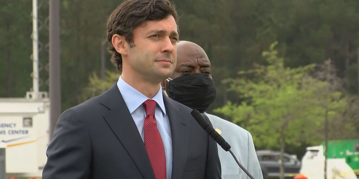 Sen. Ossoff applauds Valdosta public transit efforts