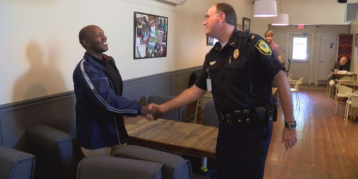 New Americus police chief on the job
