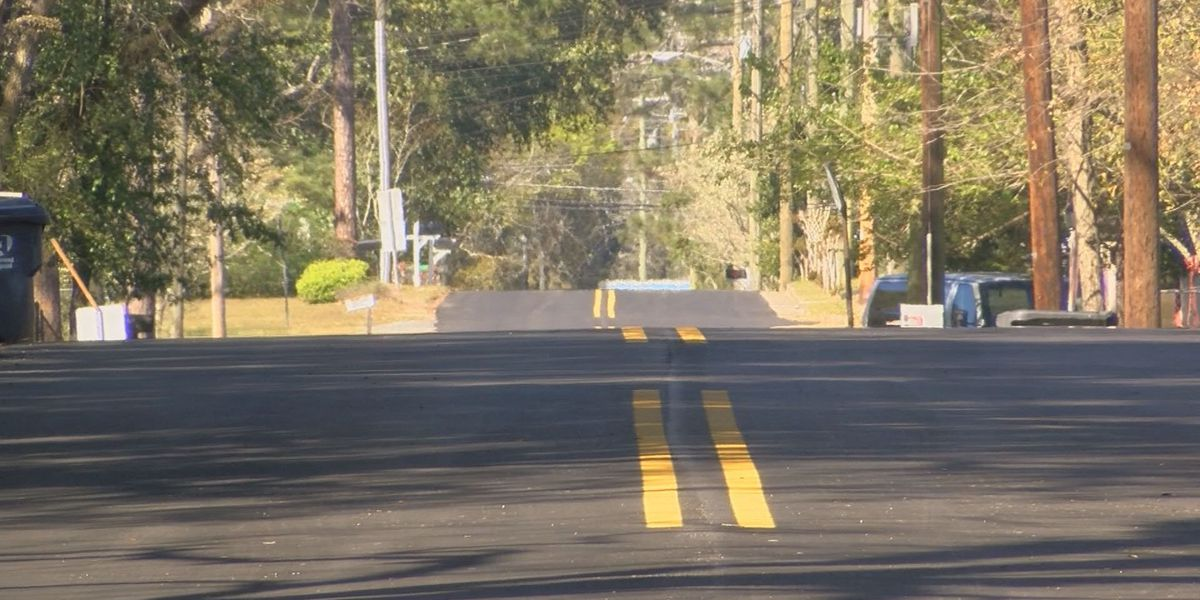 Several roads in Camilla benefit from major resurfacing project