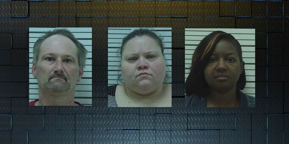 Three arrested in connection to Moultrie drug raid