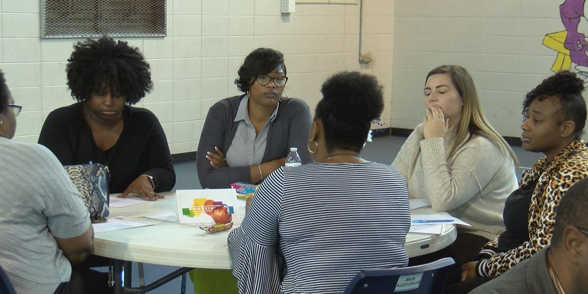 Open forum gives parents a chance to express their concerns