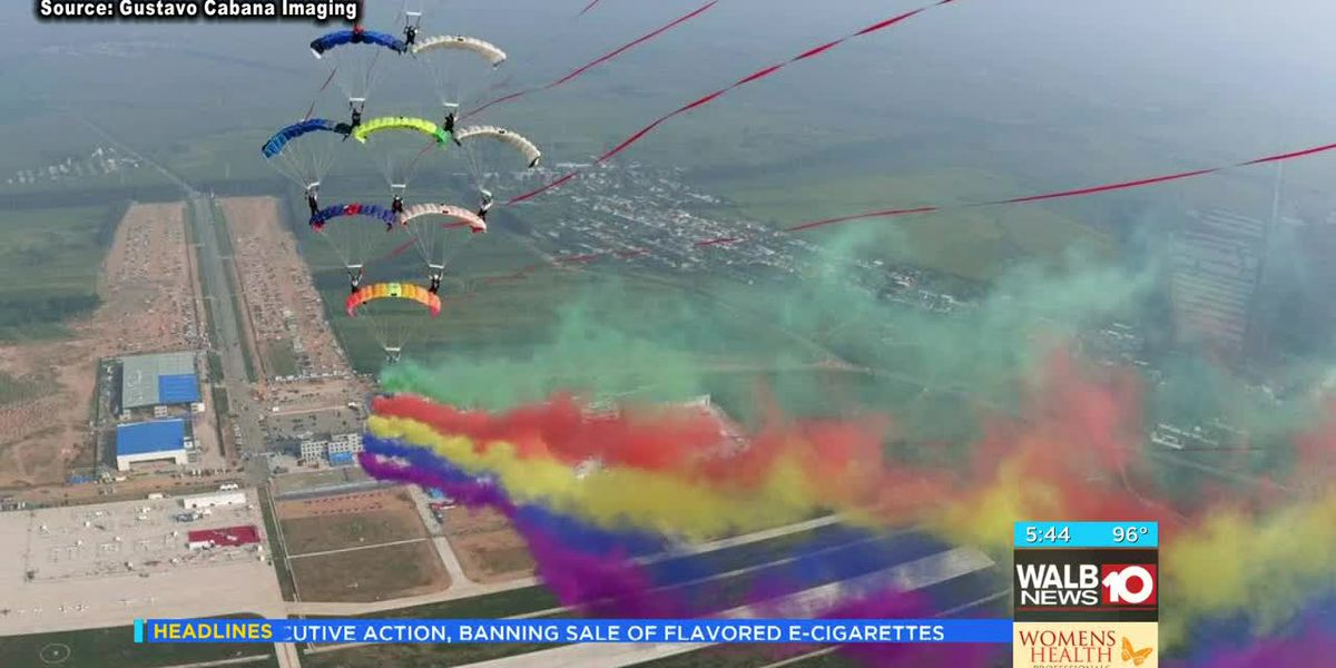 Good News: Albany skydiver to compete in Russia