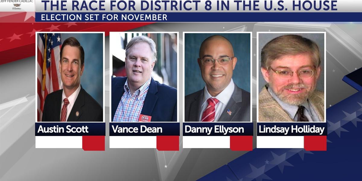 Scott gets Republican nomination in U.S. House District 8 race