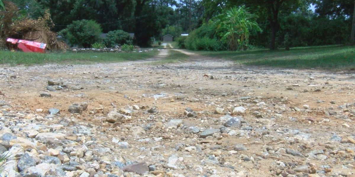 Dougherty Co. Commissioners consider easements for alley paving project