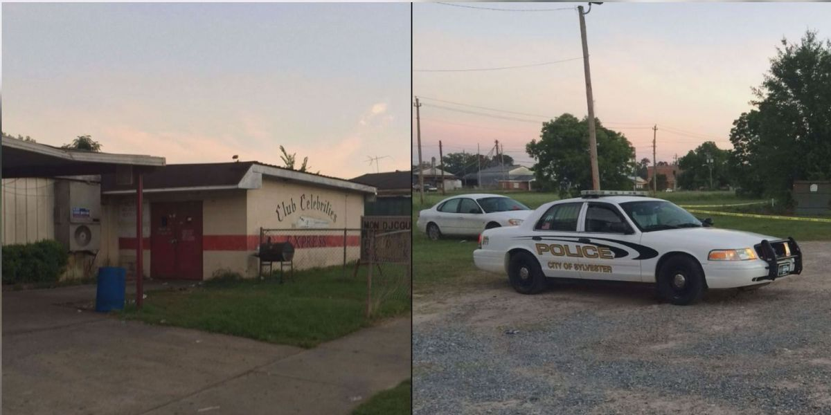 UPDATE: Juvenile arrested after shots fired in Sylvester nightclub