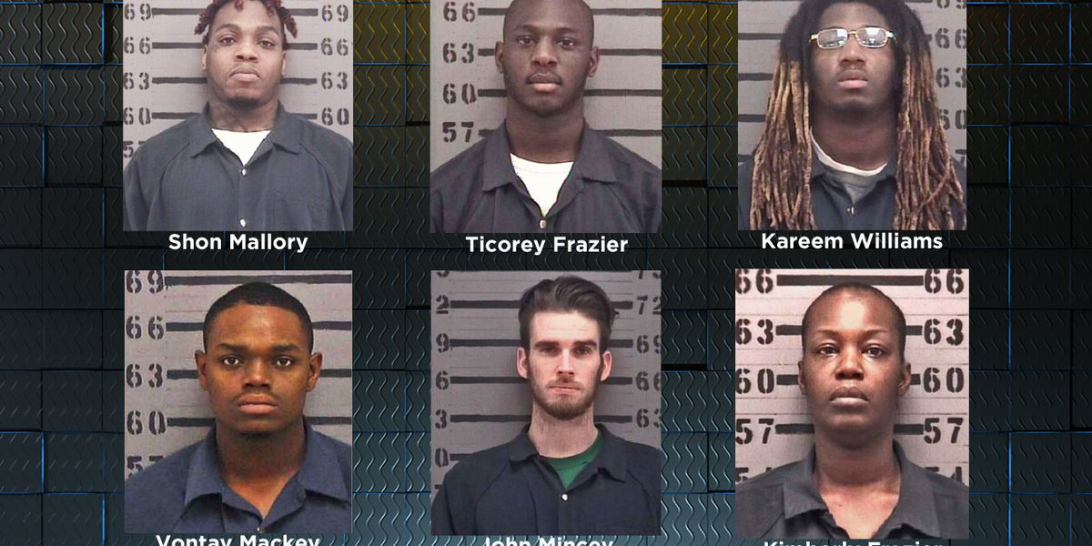 6 indicted in 2017 Dougherty Co. home invasion