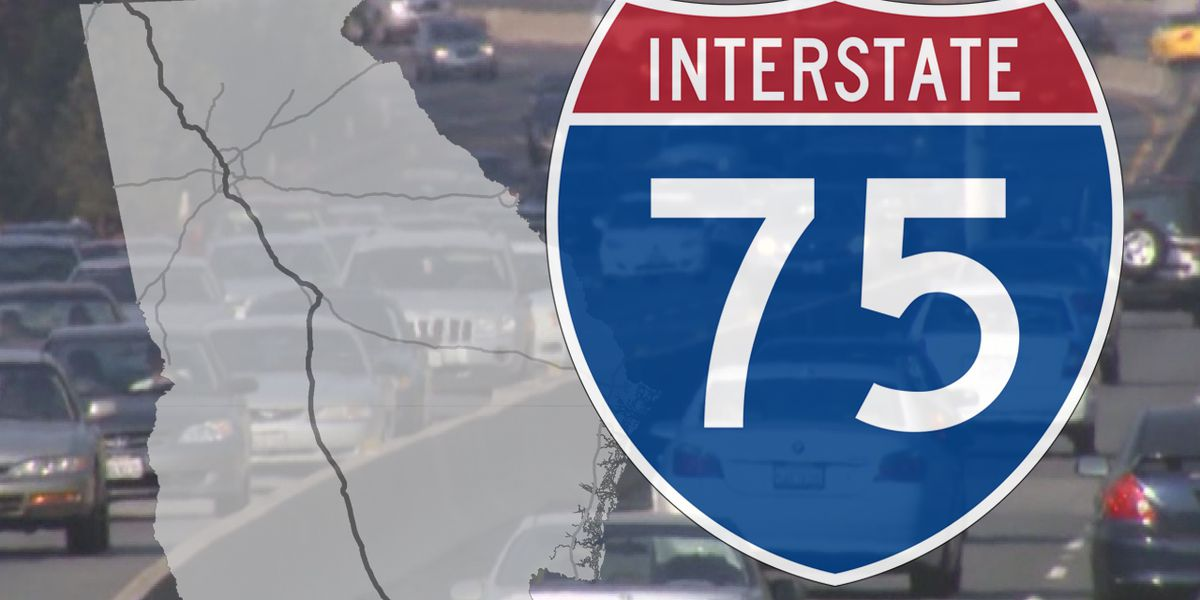 Holiday season travel: I-75 holiday schedule