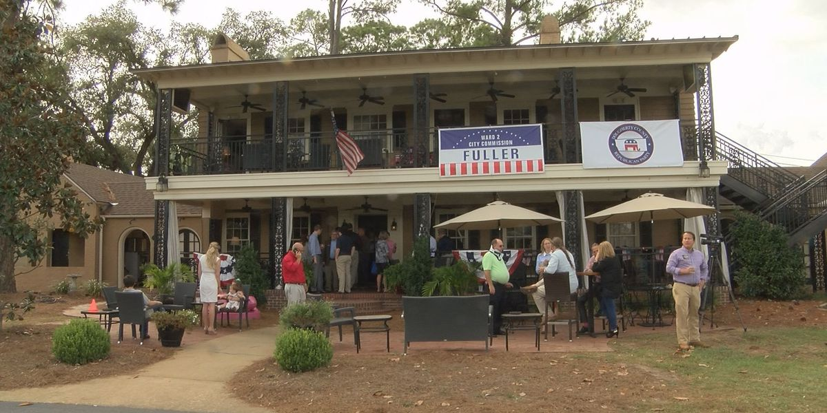 Dougherty County Republican Party hosts first-ever 'meet and greet'