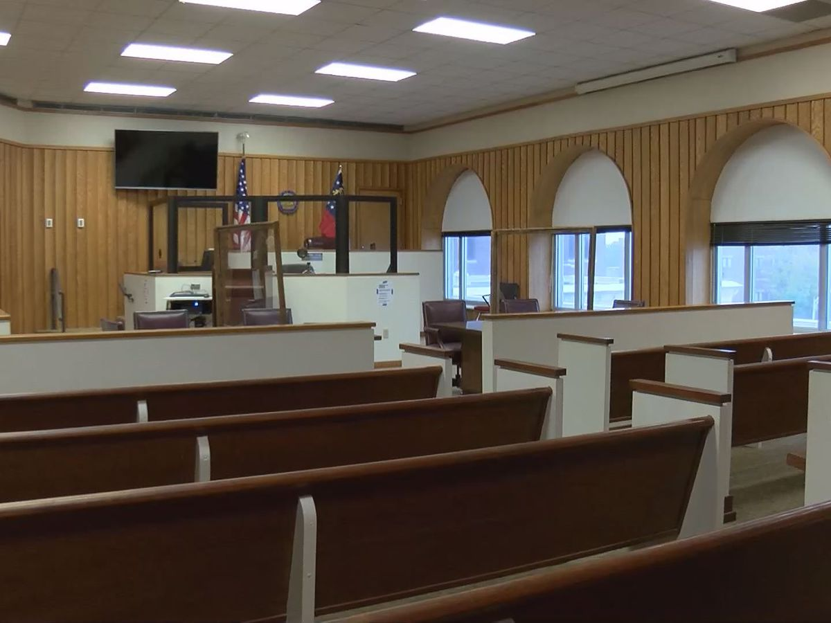Dougherty Judicial Circuit prepares for trials to resume or possible shutdown
