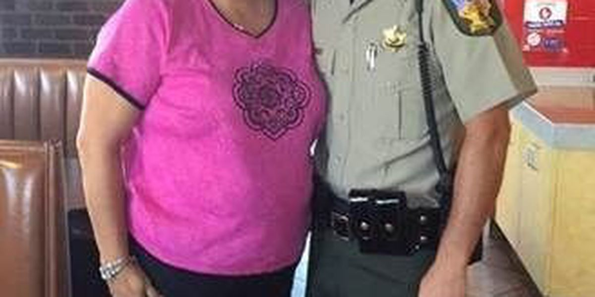 Turner Co. deputy touched by random act of kindness