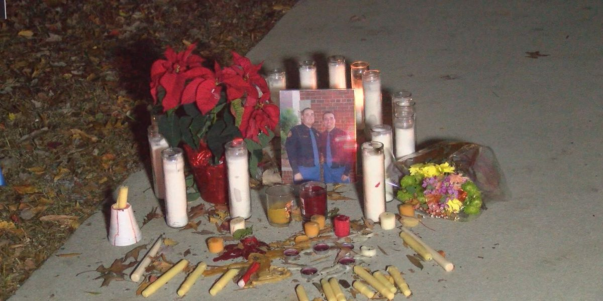 Friends of fallen officers react to Americus shooting