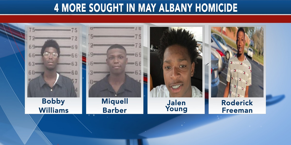 4 more sought in May Albany homicide