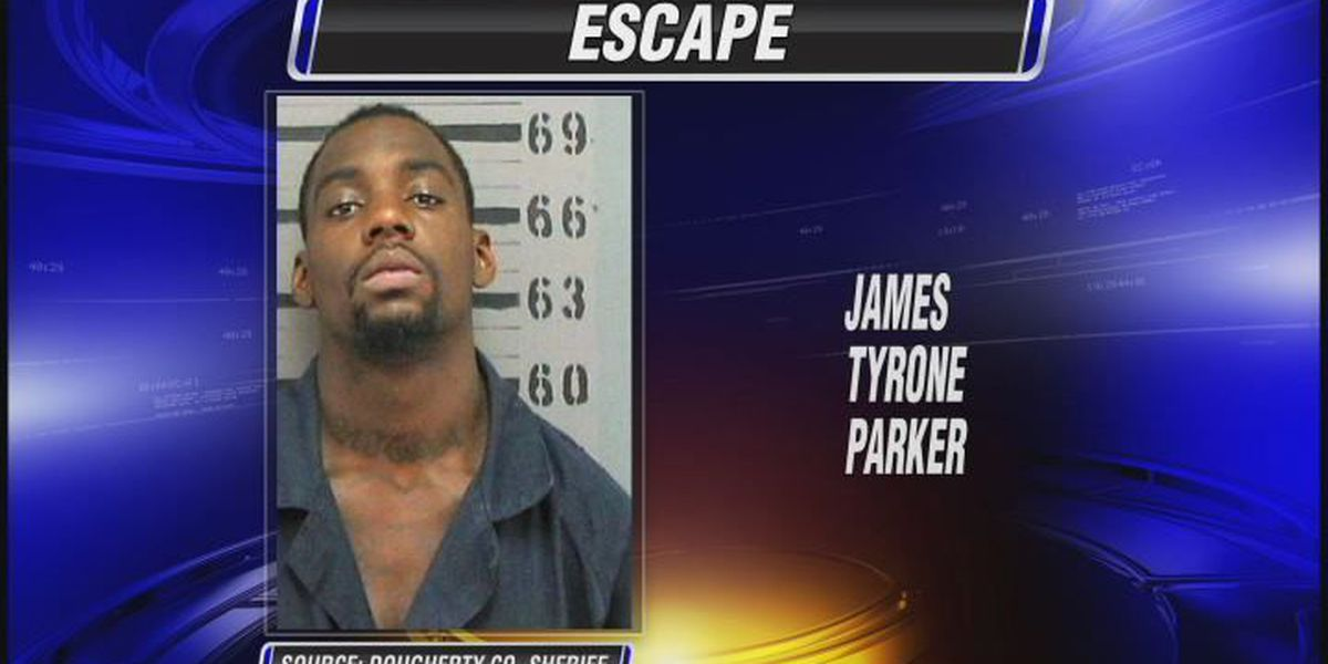 Dougherty County jail escapee busy on social media while on the run