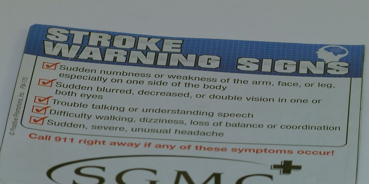 South Ga. Medical Center recognizes World Stroke Day
