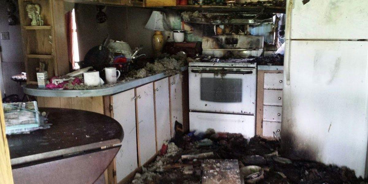 Fire rips through Colquitt Co. home