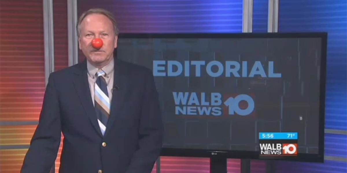 Editorial: Red Nose Day helps kids in need