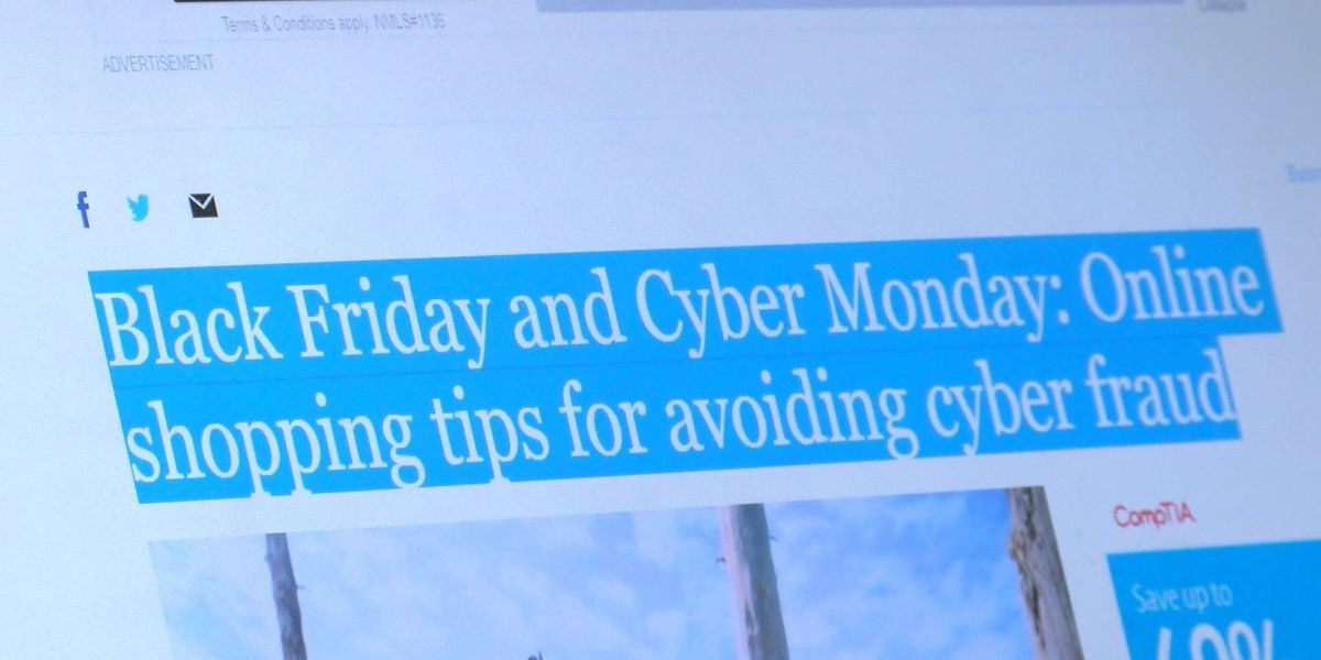 Cybercrimes expected to spike over holidays