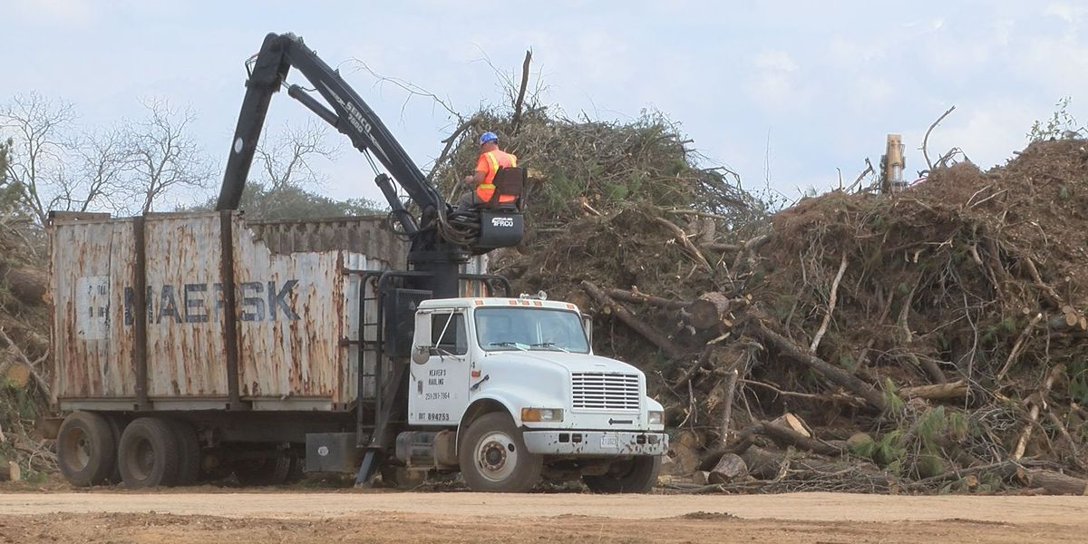 UPDATE: Ceres collects over 88,000 cubic yards of storm debris