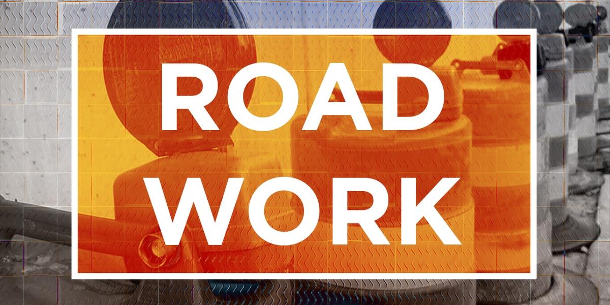 Road work begins on Old 179 in Grady County