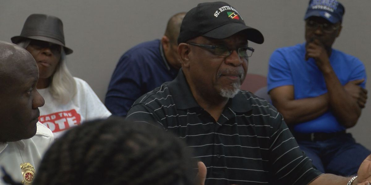 Residents call for more people to help combat gangs, violence