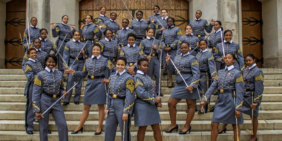 West Point to graduate record number of black female cadets