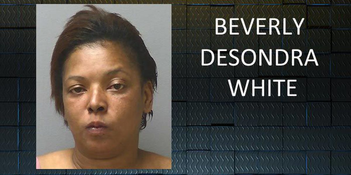 Thomas woman faces arson charge