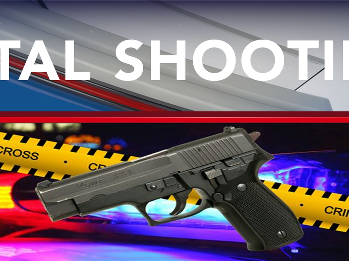 1 killed, 1 in custody after Sumter Co. shooting