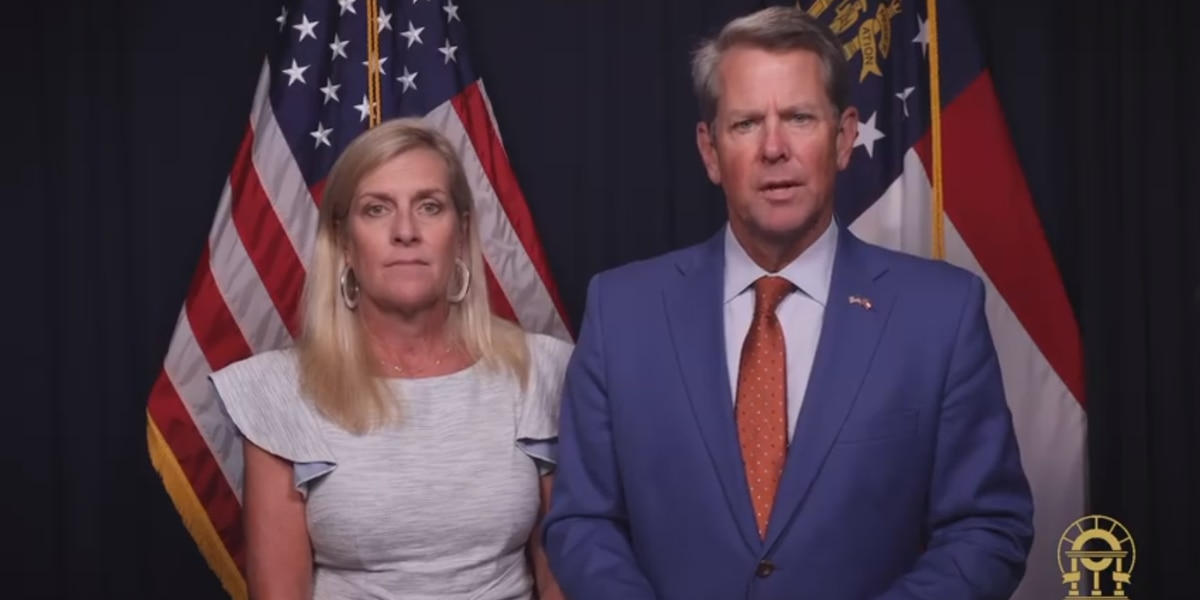 """God bless their memory:"" Gov., First Lady Kemp remember 9/11 terror attacks"