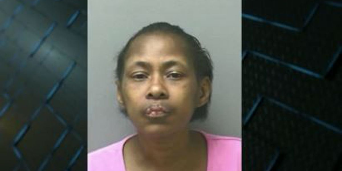Thomas Co. woman accused of attacking man with machete