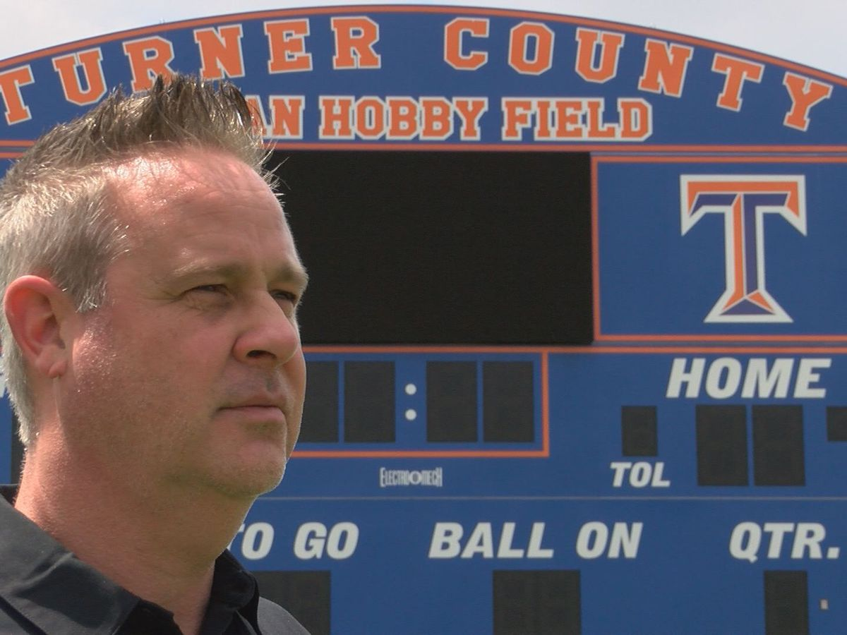 Chris Wade takes over as the new Turner County AD